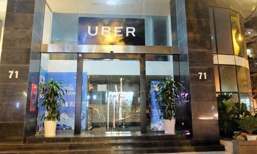 """Thị trường ra sao khi Grab, Uber về """"chung một nhà"""""""