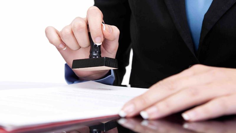 Quản lý và sử dụng mẫu con dấu doanh nghiệp như thế nào?