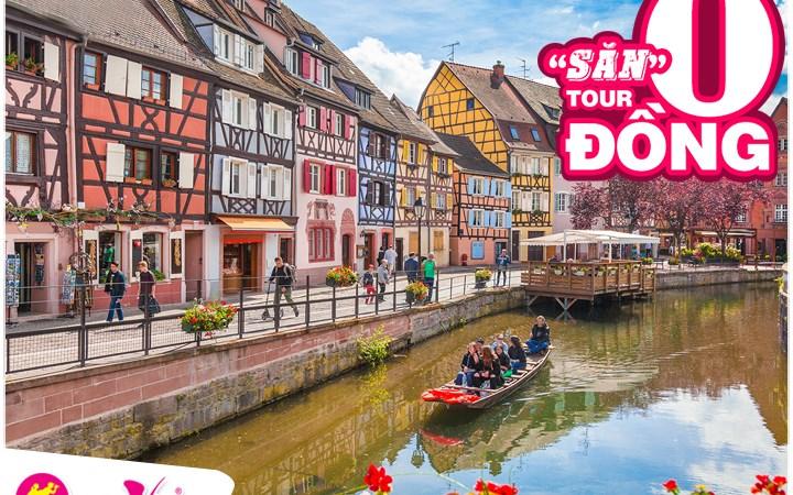 1.000 tour giá 0 đồng cho khách mua tại Hội chợ Du lịch Quốc tế Việt Nam 2018