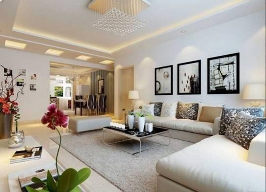 Mẹo phân chia không gian hài hòa cho căn hộ chung cư