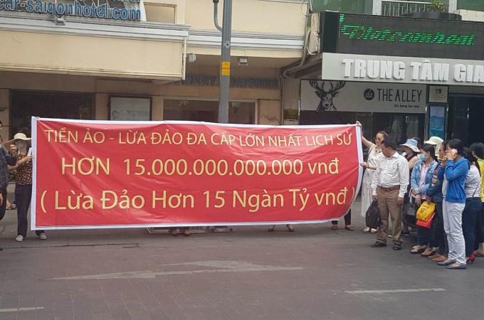 Đường dây lừa đảo bằng tiền ảo Ifan, Pincoin phạm tội gì?
