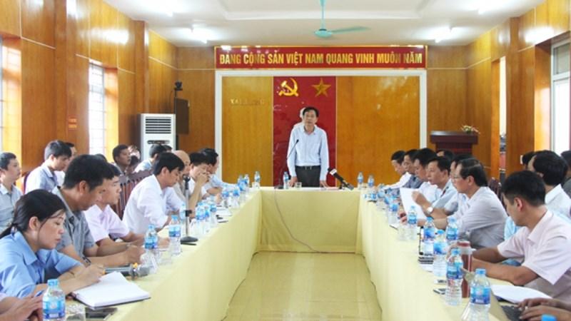 Quảng Ninh tạm dừng mọi giao dịch đất đai tại Vân Đồn