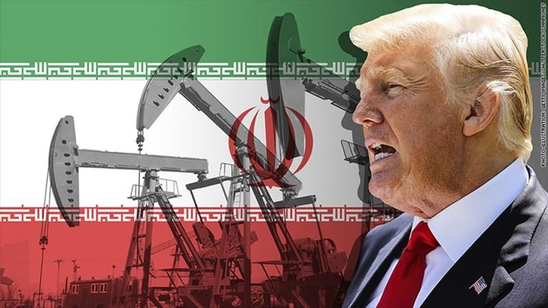 Quyết định của ông Trump khuấy đảo thị trường dầu mỏ