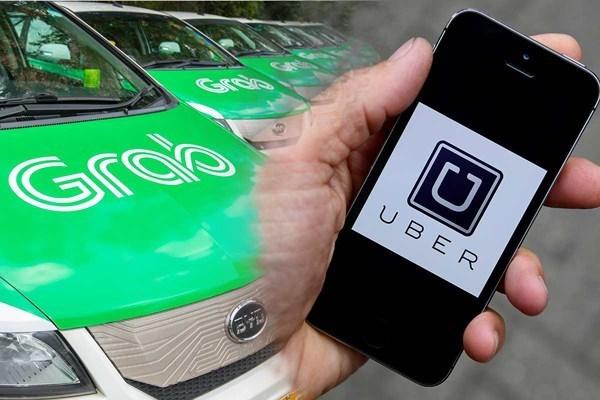 Chính thức điều tra vụ Grab mua lại Uber trong thời gian 180 ngày