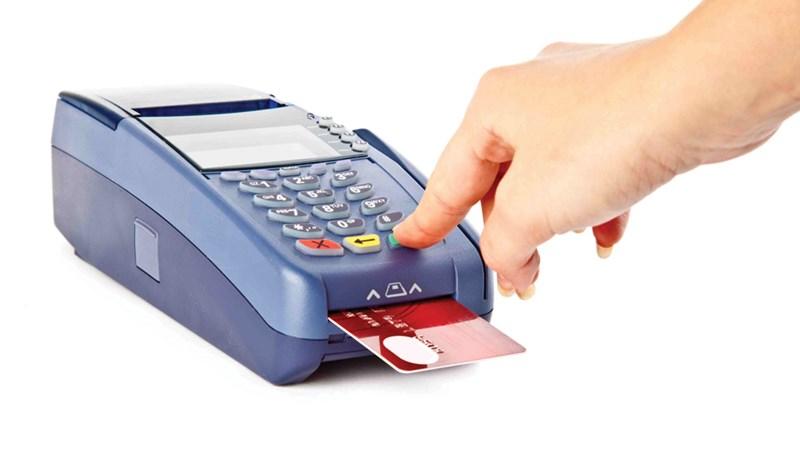 Thẻ chip nội địa có thể ứng dụng thanh toán trên nhiều lĩnh vực