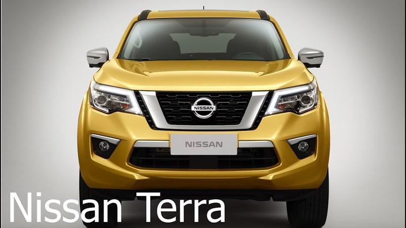 Nissan ra mắt mẫu xe Terra SUV mới tại thị trường Đông Nam Á
