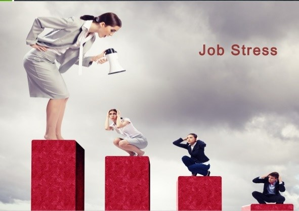 Ngành nghề khiến bạn dễ gặp stress nhất?