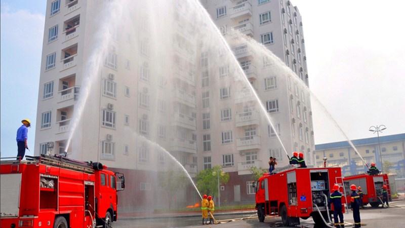"""Nhiều """"ông lớn"""" bất động sản tiếp tục vi phạm phòng cháy chữa cháy"""