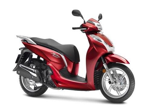 Honda SH300i mới giá 269 triệu tại Việt Nam