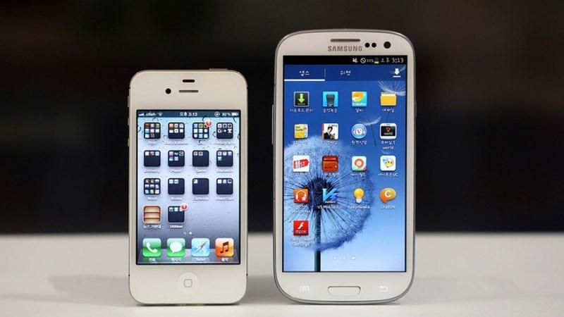 Apple và Samsung kết thúc 7 năm tranh chấp về thiết kế