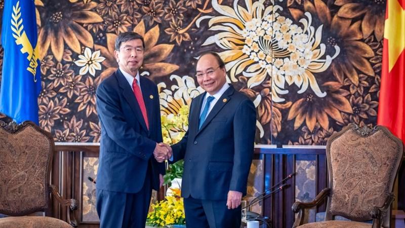 Chủ tịch ADB đánh giá cao tăng trưởng kinh tế Việt Nam