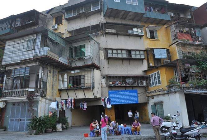 Bộ Xây dựng yêu cầu đẩy nhanh tiến độ cải tạo chung cư cũ