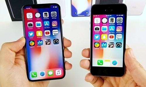 Apple có thể ngừng bán iPhone X và SE từ tháng 9/2018