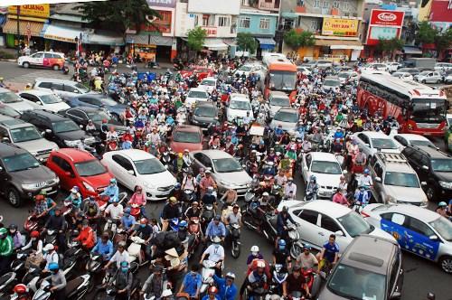 Người Việt mua 1,6 triệu xe máy trong nửa năm 2018