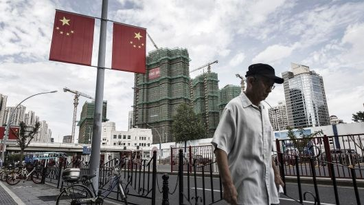 Tăng trưởng GDP quý II của Trung Quốc giảm nhẹ