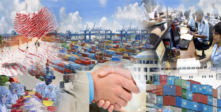 10 thị trường xuất nhập khẩu hàng hóa lớn nhất của Việt Nam trong nửa đầu năm 2018