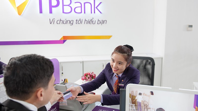 TPBank báo lợi nhuận lũy kế nửa đầu năm vượt 1.000 tỷ đồng