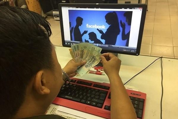 Cảnh báo tư vấn cho vay tiêu dùng qua facebook, điện thoại để chiếm đoạt tiền