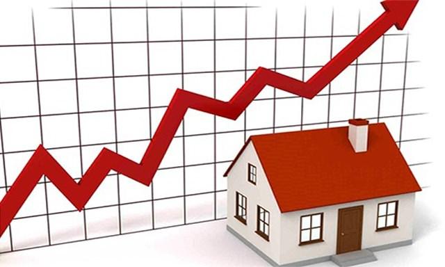 """Cổ phiếu bất động sản đang """"nóng"""" trở lại"""