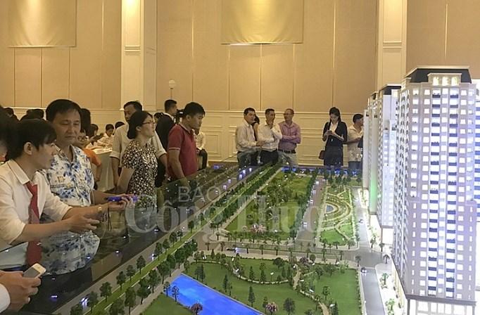 """Căn hộ trung cấp: """"Điểm sáng"""" thị trường bất động sản TP. Hồ Chí Minh cuối năm 2018"""