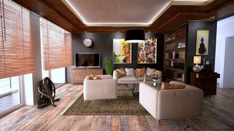 Những lưu ý khi trang trí nội thất phòng khách để thu hút tài lộc ở người tuổi Sửu