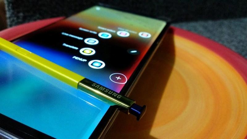 Samsung: Doanh số bán Galaxy Note 9 có thể vượt Galaxy Note 8