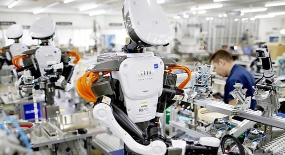 Doanh nghiệp Việt ứng dụng công nghệ 4.0 còn khiêm tốn
