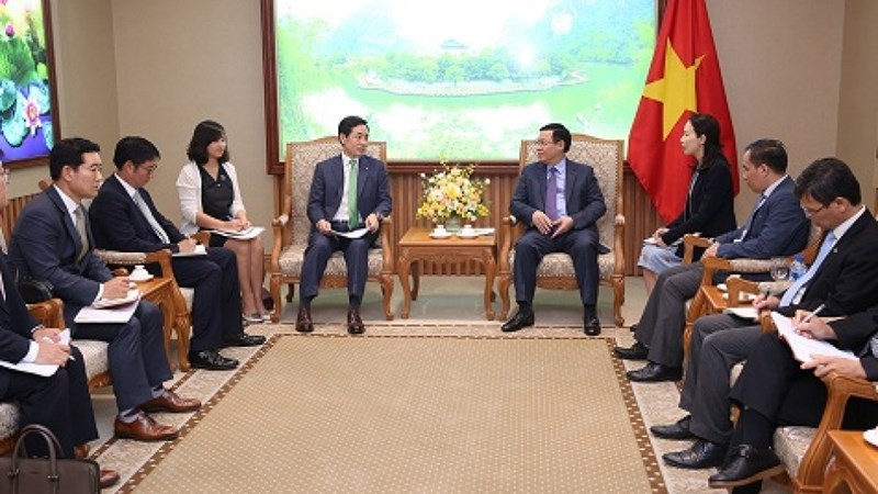 Lotte muốn đầu tư vào công nghệ tài chính tại Việt Nam