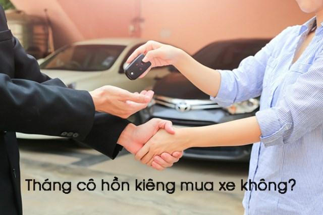 """Người Việt vẫn mua hơn 20.000 xe ô tô trong """"tháng cô hồn"""""""