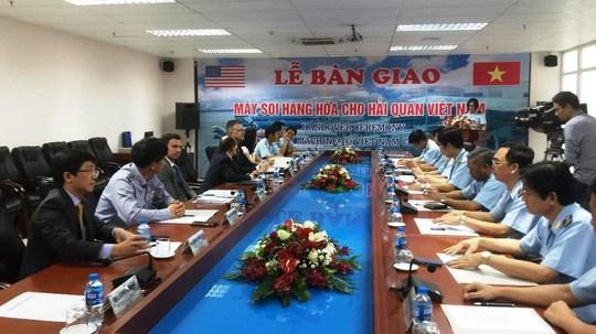 Mỹ tài trợ máy soi hàng hóa cho Hải quan Việt Nam hỗ trợ kiểm soát xuất nhập khẩu và an ninh biên giới