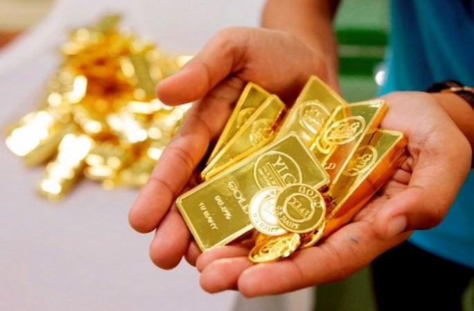 Tưởng thất thế nhưng vàng vẫn hấp dẫn lĩnh vực tài chính