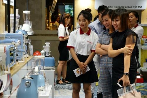 Sức hấp dẫn của thị trường tiêu dùng Việt