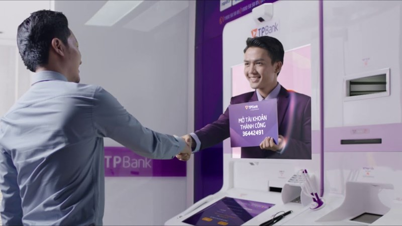 9 tháng, TPBank đã thu về 234 tỷ đồng từ dịch vụ kinh doanh và bảo hiểm