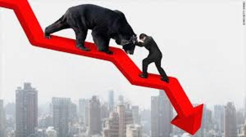 """Thị trường """"gấu"""" bao phủ khi chứng khoán châu Á sụt giảm 20% từ mức đỉnh"""
