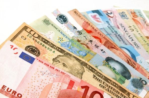 Quy định về đổi tiền ở một số nước châu Á