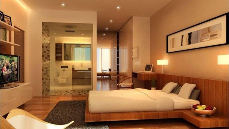 Cách trang trí phòng ngủ đẹp và ấm áp