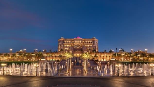 Khách sạn đắt nhất thế giới ở Abu Dhabi