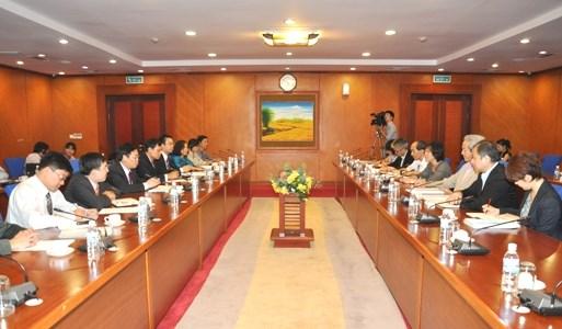 Nâng cao quan hệ hợp tác tài chính Việt Nam và Nhật Bản