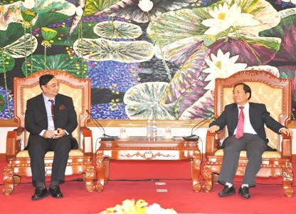 Tăng cường quan hệ hợp tác tài chính giữa Việt Nam và Myamar