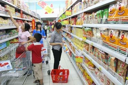Hàng tiêu dùng nhập khẩu dịp tết không nhiều