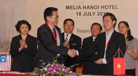 Kim ngạch trao đổi Việt Nam -Malaysia đạt 6,53 tỷ USD
