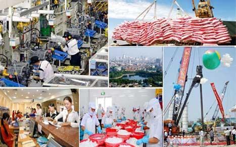 Kinh tế 2013: Tạo đà thực hiện thắng lợi mục tiêu 2011-2015