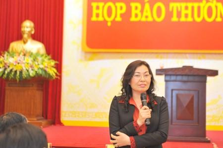 Thông cáo báo chí về phiên họp Chính phủ thường kỳ tháng 11/2012