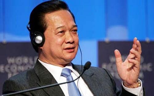 Thủ tướng Nguyễn Tấn Dũng: Lạm phát 2013 sẽ thấp nhất trong một thập kỷ