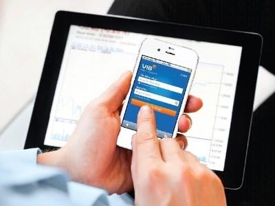 Thời của Mobilebanking