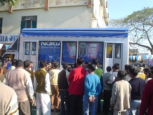 Nokia bị nghi trốn thuế ở Ấn Độ