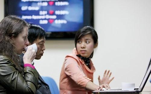 """""""Chứng khoán Việt Nam đang là ngôi sao ở châu Á"""""""