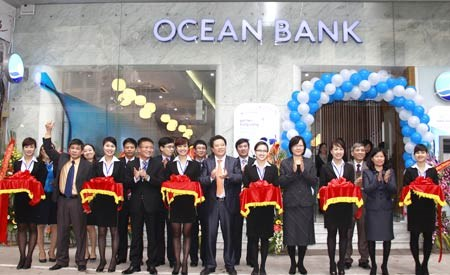OceanBank khai trương phòng giao dịch thí điểm theo nhận diện thương hiệu mới