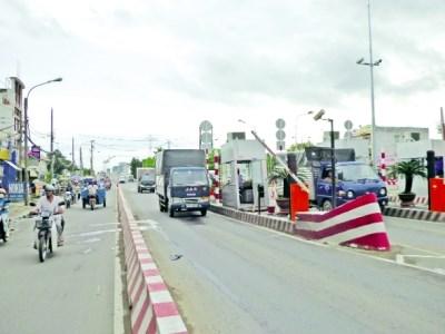 Cục Thuế Hà Tĩnh triển khai công tác thu phí đường bộ