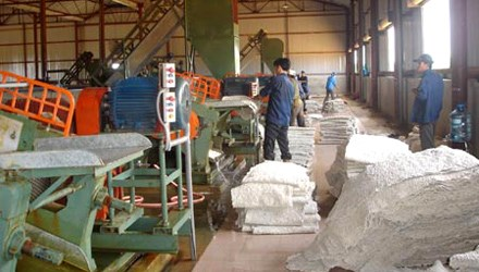Cửa xuất khẩu rộng mở đối với các sản phẩm hóa chất